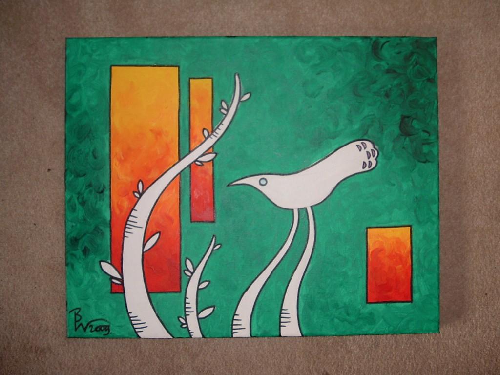 Ioanna's Bird